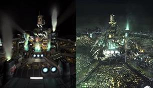 【FF7R】リメイク版とオリジナル版を画像で比較してみた【ファイナルファンタジー7リメイク】